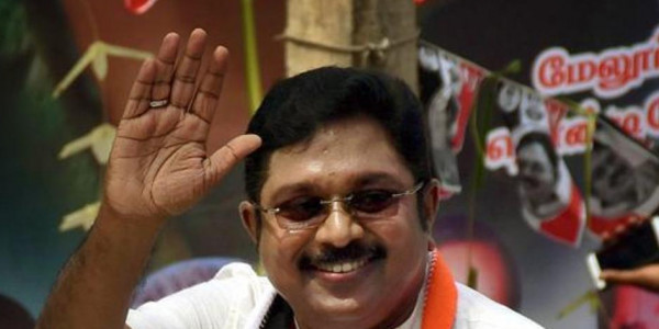 Rebel AIADMKleader Dhinakaran looks to force bypoll in another Tamil Nadu seat