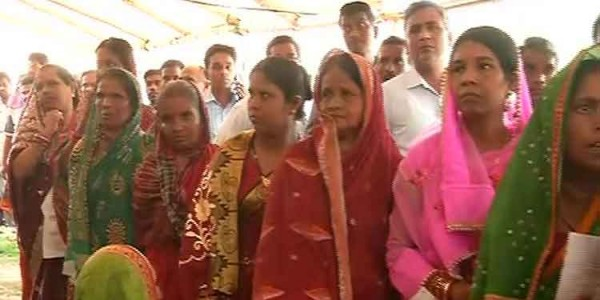 Re-Polling Begins At 34 Booths Across Odisha Amid Tight Security