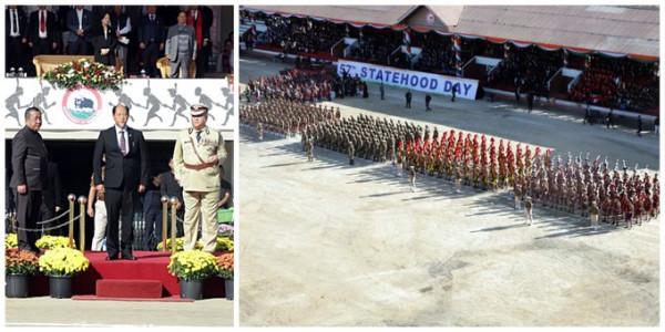 मोदी ने नागालैंड को 57वें स्थापना दिवस पर दीं शुभकामनाएं