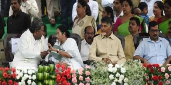 कोलकाता में विपक्षी दलों की महारैली आज, सोनिया, राहुल और माया नहीं होंगे शामिल