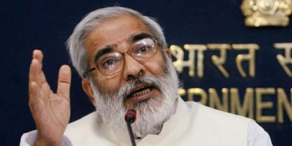 Sushil Modi Invited RJD Leader Raghuvansh Prasad To Join NDA