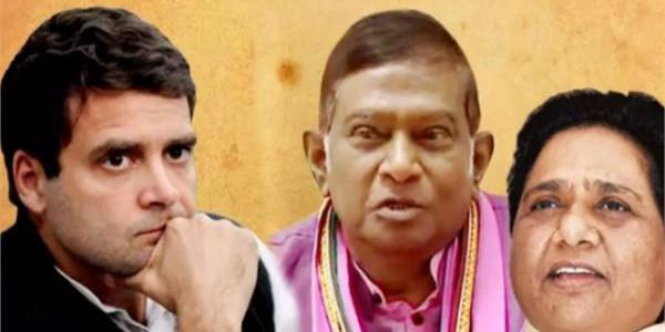 राहुल के 'मिशन MP' पर भारी पड़ी माया की चाल