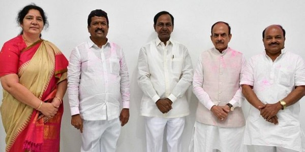TRS names MLC candidates