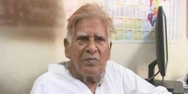 CM भूपेश बघेल के पिता नंदकुमार बघेल़ की हालत स्थिर, तबीयत खराब होने के बाद अस्पताल में हैं भर्ती