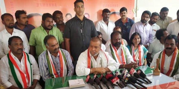 Cong says Huzurnagar poll results will teach TRS a lesson