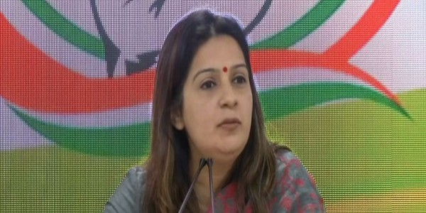 Miffed Priyanka Chaturvedi resigns from Congress; will join Shiv Sena today