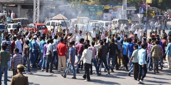 उदयपुर में उपद्रव प्रभावित इलाकों में आगामी 24 घंटों के लिए इंटरनेट बंद, सुरक्षा बल सतर्क