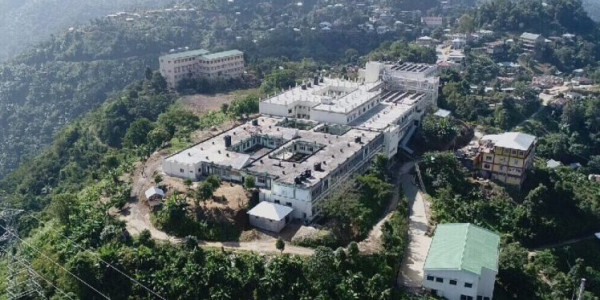Mizoram seeks Centre's help to upgrade lone medical college