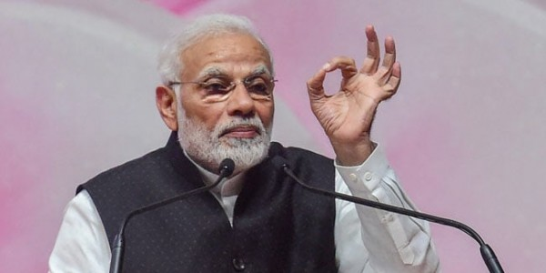Top Ten Fastest Developing Cities Will Be From India Said PM Modi In Surat