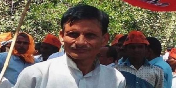 अमेठी में जीत का जश्न मनाकर लौटे स्मृति ईरानी के करीबी और BJP कार्यकर्ता की गोली मारकर हत्या