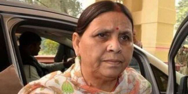 rabri-devi-alleged-on-central-government-and-bihar-government-know-about-it