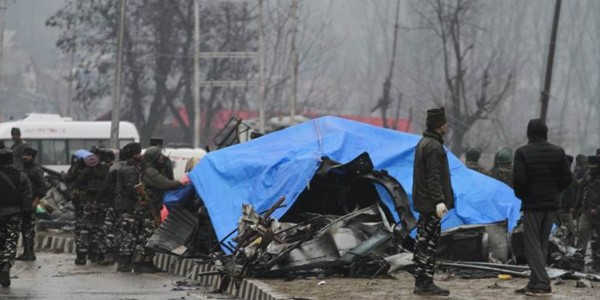 Sedition case against three for Facebook post on Pulwama attack