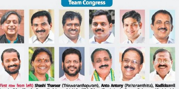 K.V. Thomas stays put in Congress