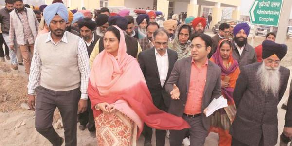 Kartarpur corridor: Harsimrat targets Captain over delay, he says ball 'totally in Centre's court'