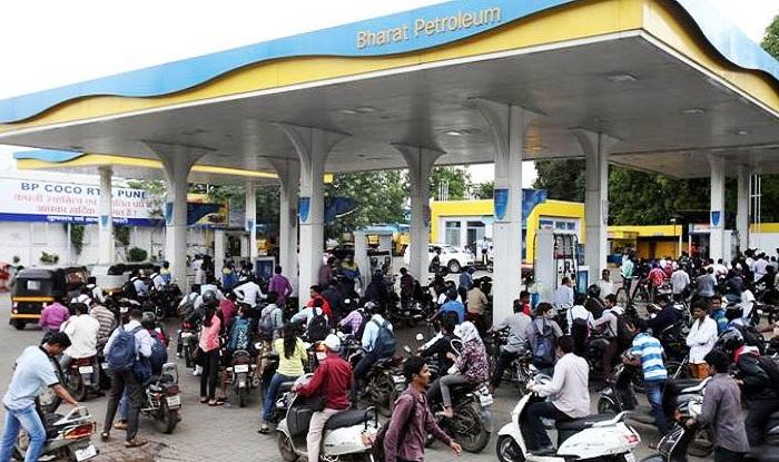 Fuel under GST