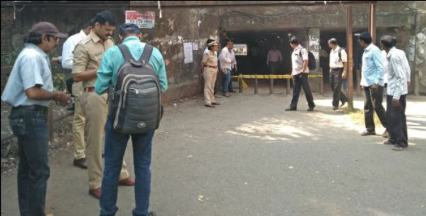 Police absence cause a commuter killed in subway