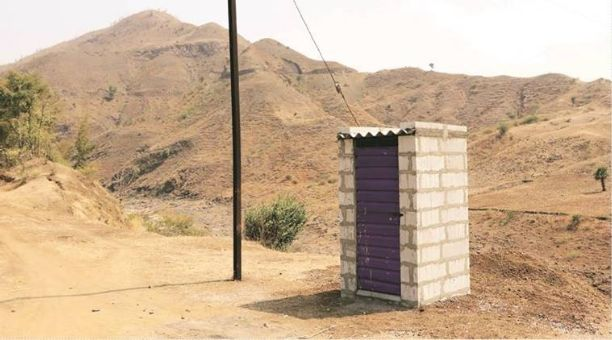 As brand new toilets stay shut, ODF status for Nandurbar only on paper