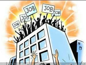 No target set for the job creation