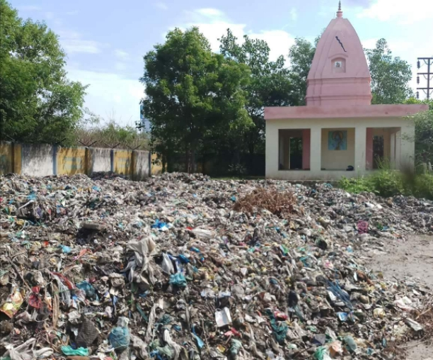डंपिंग पूरे हिंदुस्तान में प्रतिबंधित है