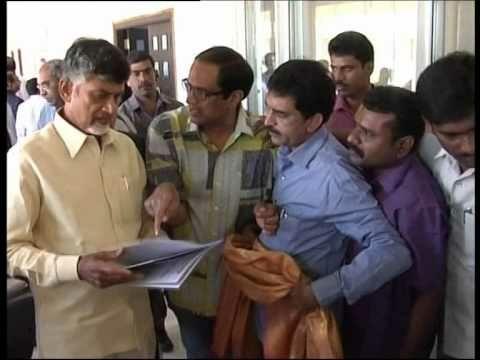 Chandrababu naidu ap na apni constituency ma Kya kiya