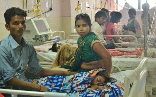 गोरखपुर चुनाव नतीजे उन 60 मृत बच्चो को श्र्द्धांजलि