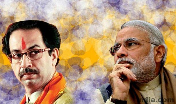 शिवसेना ने छोड़ा BJP का साथ