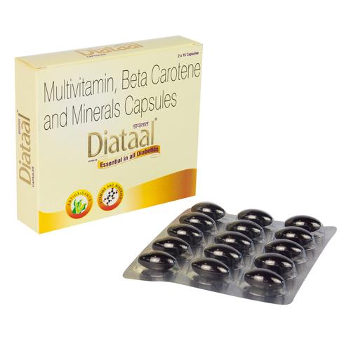 マルチビタミン・ミネラル・βカロチンカプセル