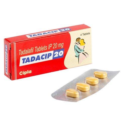 タダシップ20mg(4錠)