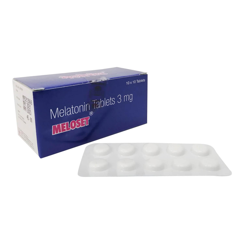メラトニン3mg