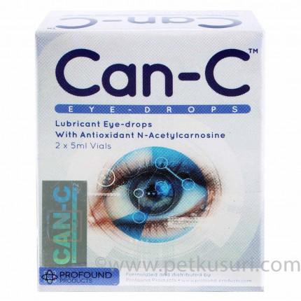 キャンCは白内障治療用の目薬です。