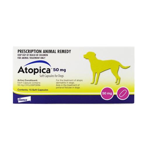 アトピカmg,犬用アトピー性皮膚炎のお薬
