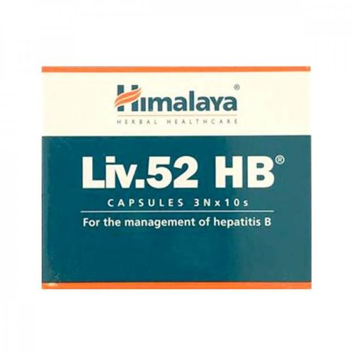 Liv.52 HB (慢性肝炎)