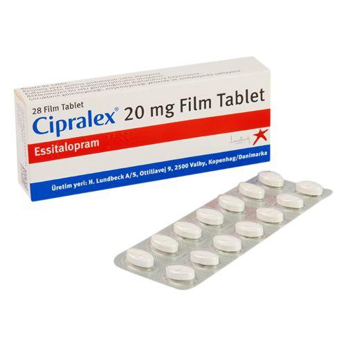 シプラレックス20mg 1箱(合計28錠)