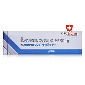 ニューロンチンジェネリック(ガバペン)300 mg