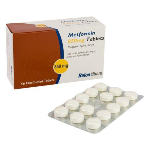 メトホルミン850mg