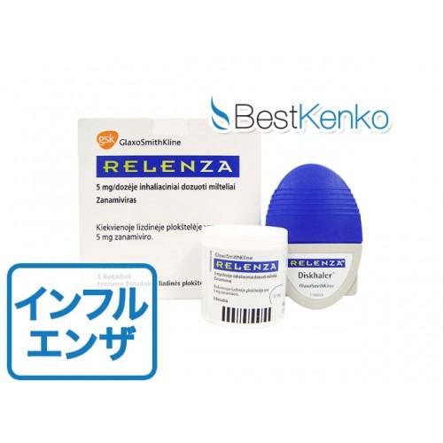 リレンザ(抗インフルエンザ薬)
