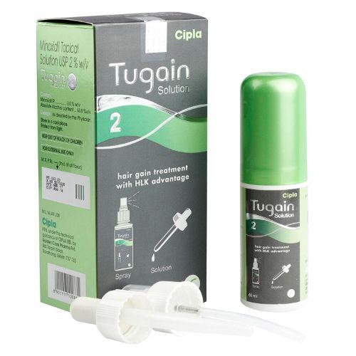 ツゲイン2(女性用ミノキシジル2%)