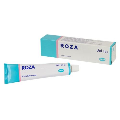 ロザジェル(メトロニダゾール)0.75%