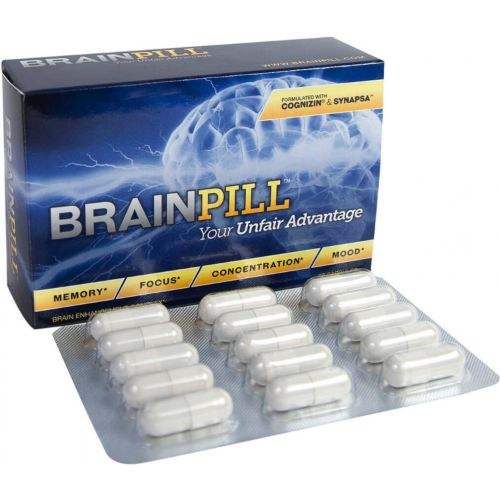 ブレーンピル(Brain Pill)