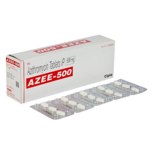アジー500mg(ジスロマックジェネリック)30錠剤