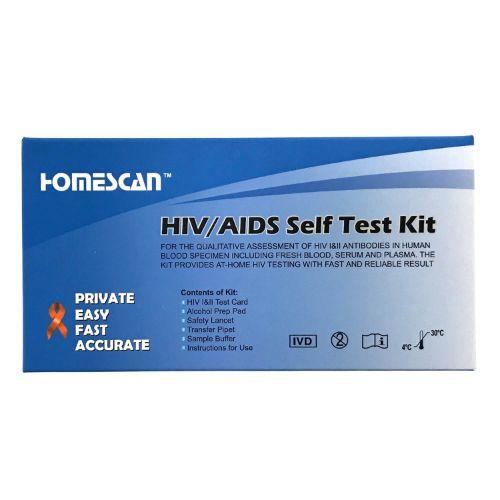 HIV/エイズ検査キット