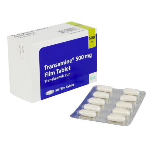 トランサミン(トラネキサム酸)500mg
