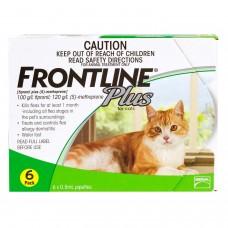 フロントラインプラス猫用6ピペット入り