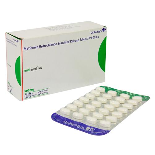 メトスモール(塩酸メトホルミンSR)500mg28錠