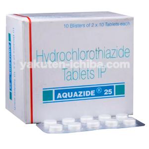 ヒドロクロロチアジド(利尿剤)の通販なら個人輸入代行のメデマート