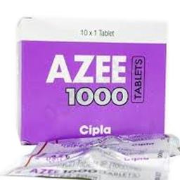アジー1000mg・Azee1000 梅毒・クラミジア・淋病などの性感染症