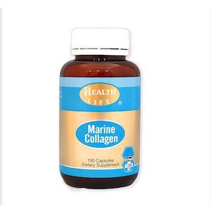 ヘルスライフ マリンコラーゲン ( 海洋性コラーゲン ) 100粒