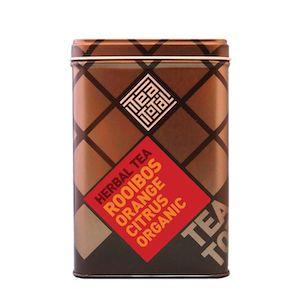 ルイボス オレンジ シトラス ティー 茶葉 100gタイプ