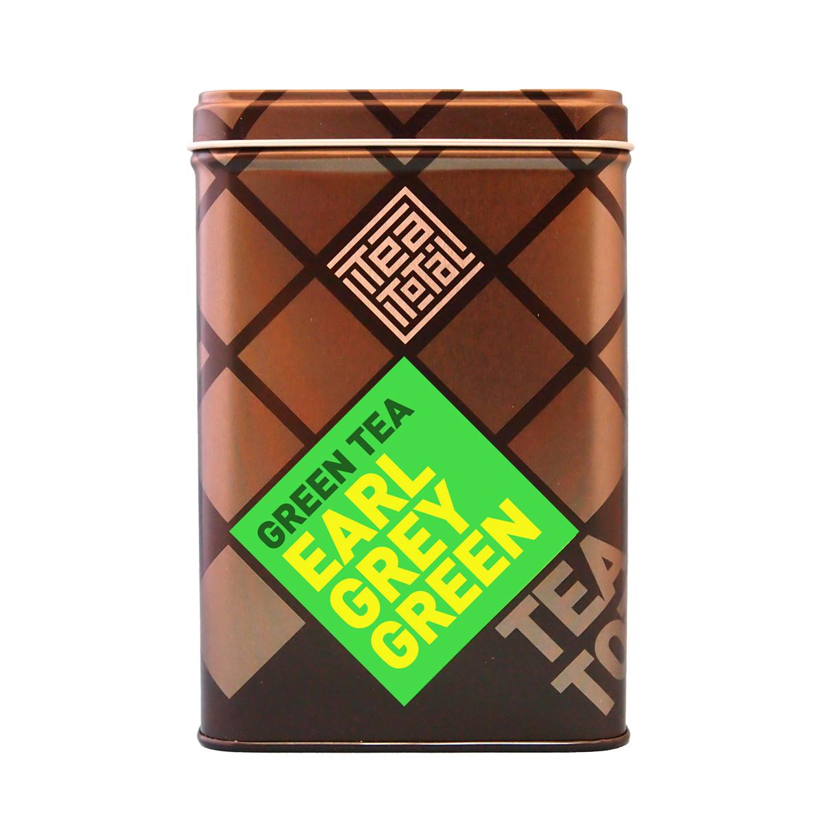 アールグレイ グリーン ティー 茶葉 100gタイプ