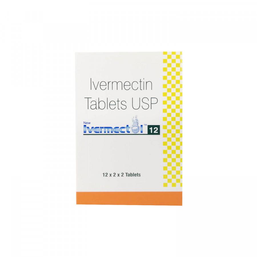 ストロメクトールジェネリック12mg48錠(イベルメクチン)